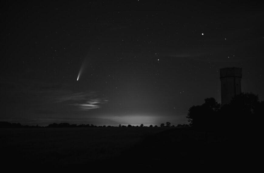 Астрофотографията – занимание за цяла нощ